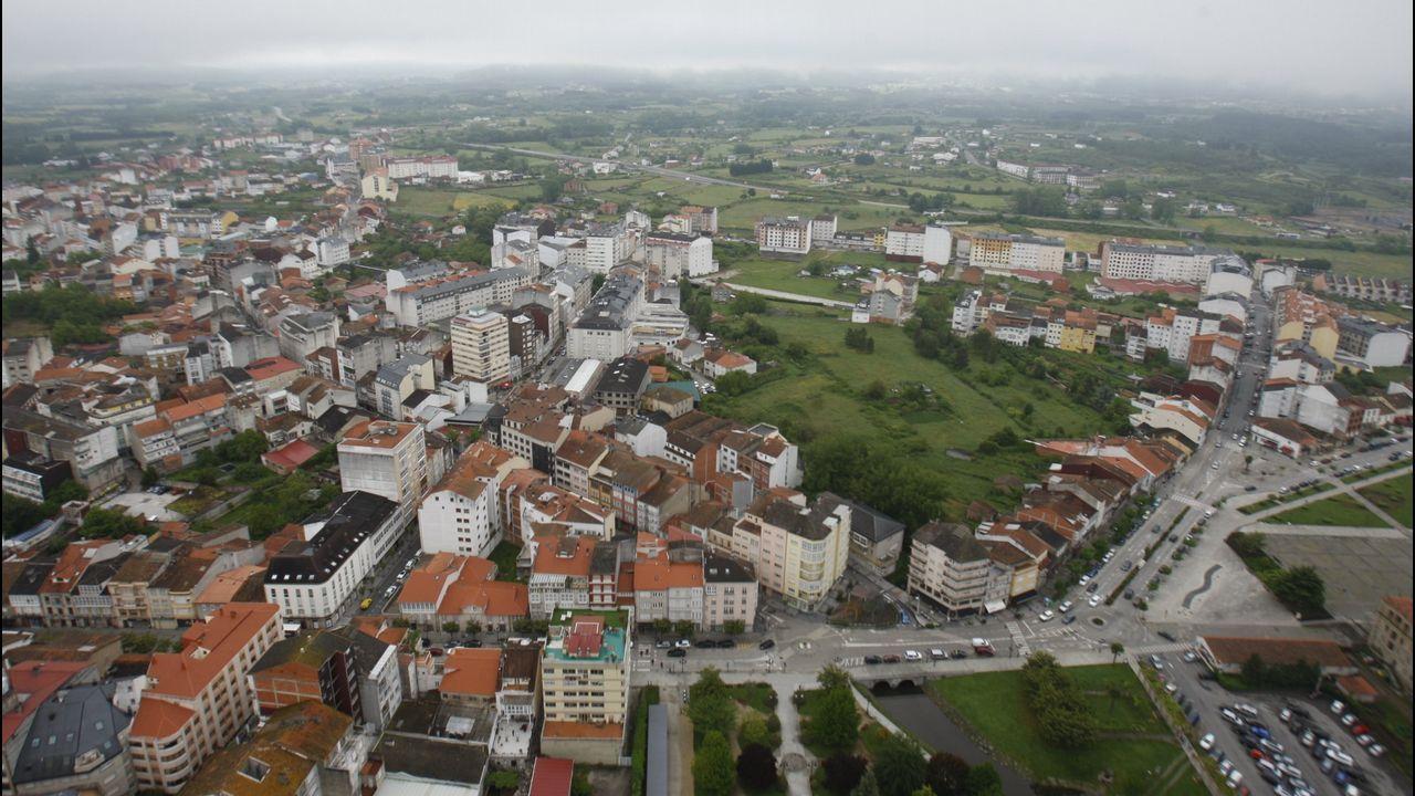 Estado en el que se encuentra el río Pinzales, en Gijón