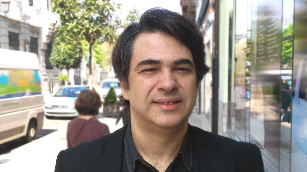 El director de orquesta Pedro Amaral