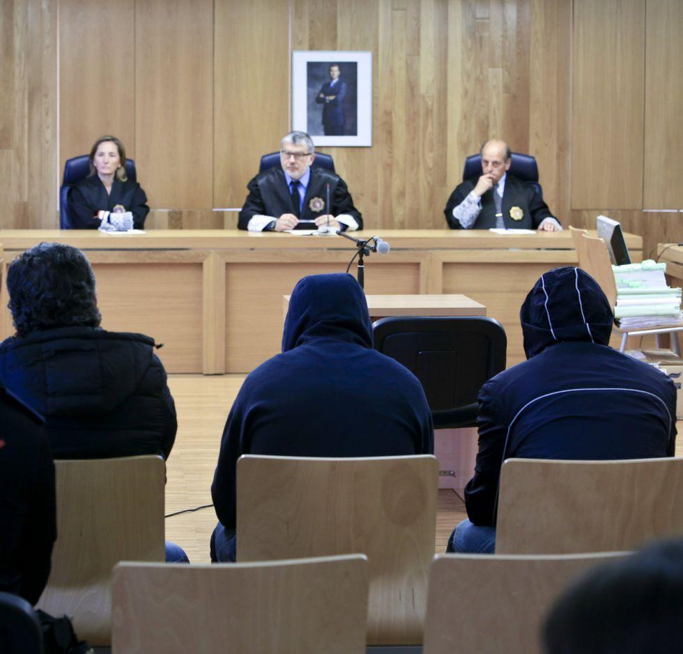 A varios imputados les fue retirada la acusación.