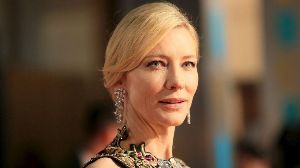 .Cate Blanchett