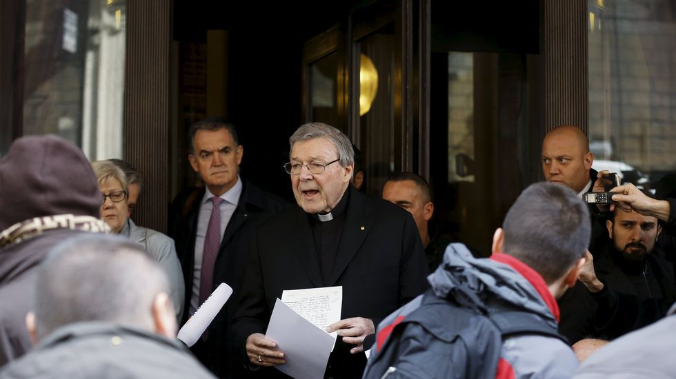 El arzobispo de Lyon, Philippe Barbarin.