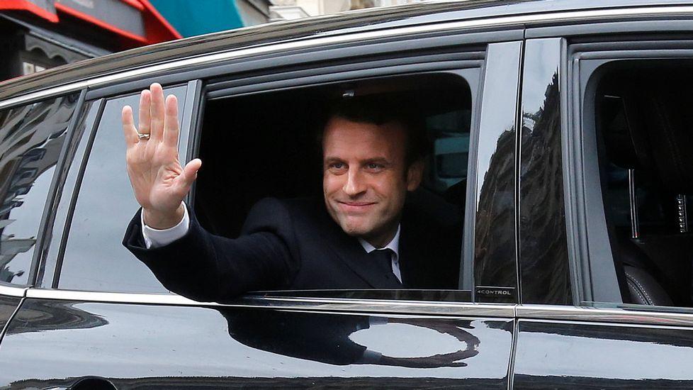 Francia elige entre Le Pen y Macron.