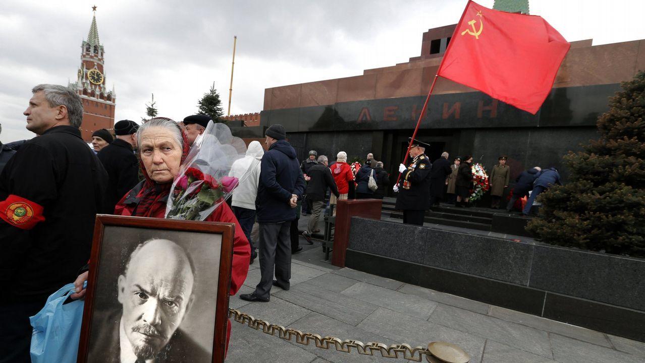 El congreso del Partido Comunista chino, en imágenes.Soldados se llevan detenidos a revolucionarios de Asturias en 1934