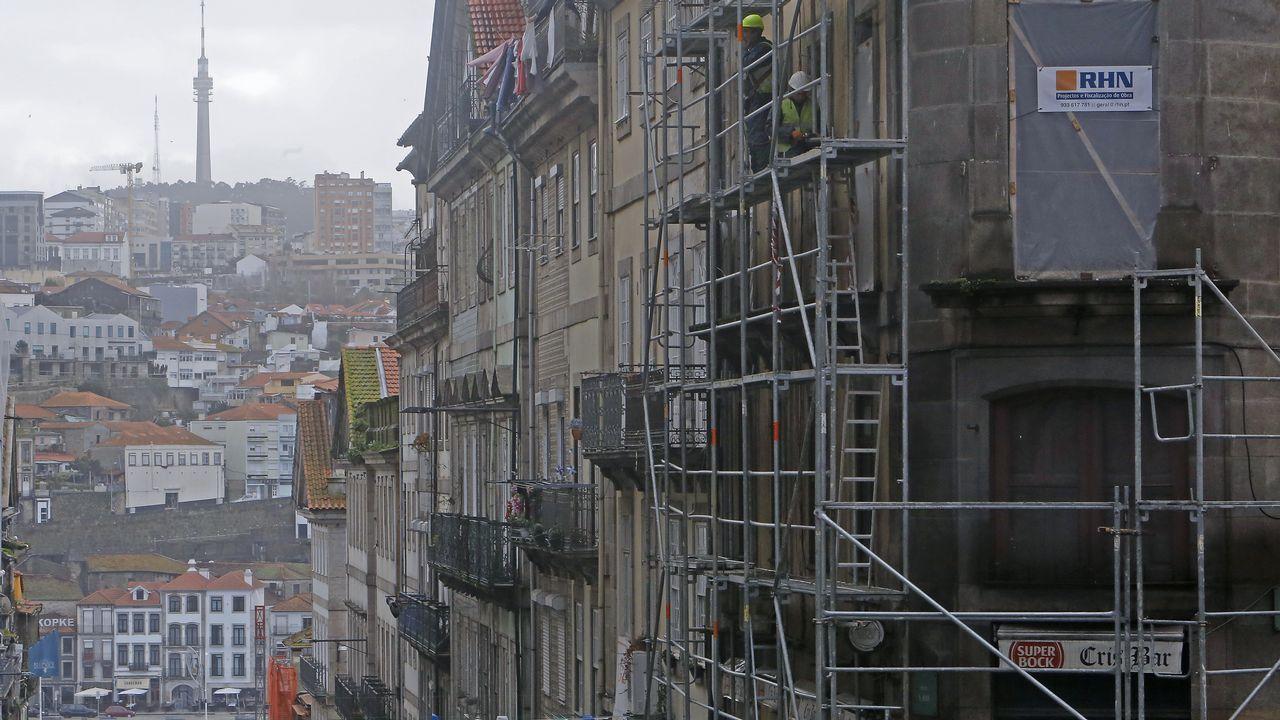 En Portugal no hay burbuja inmobiliaria.