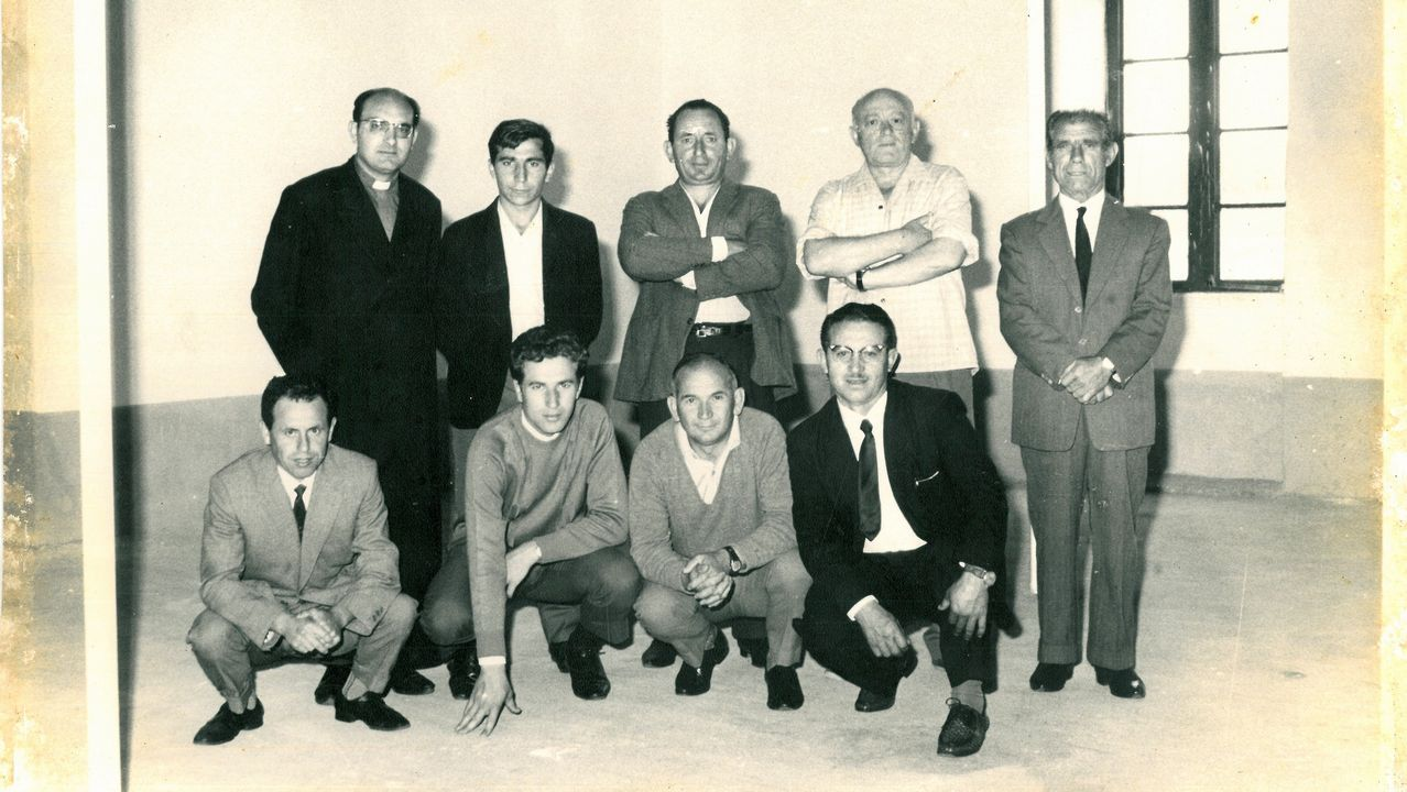 Las joyas en la sombra del Museo de Bellas Artes de Asturias.Íñigo Méndez de Vigo y Genaro Alonso, en el ministerio de Cultura