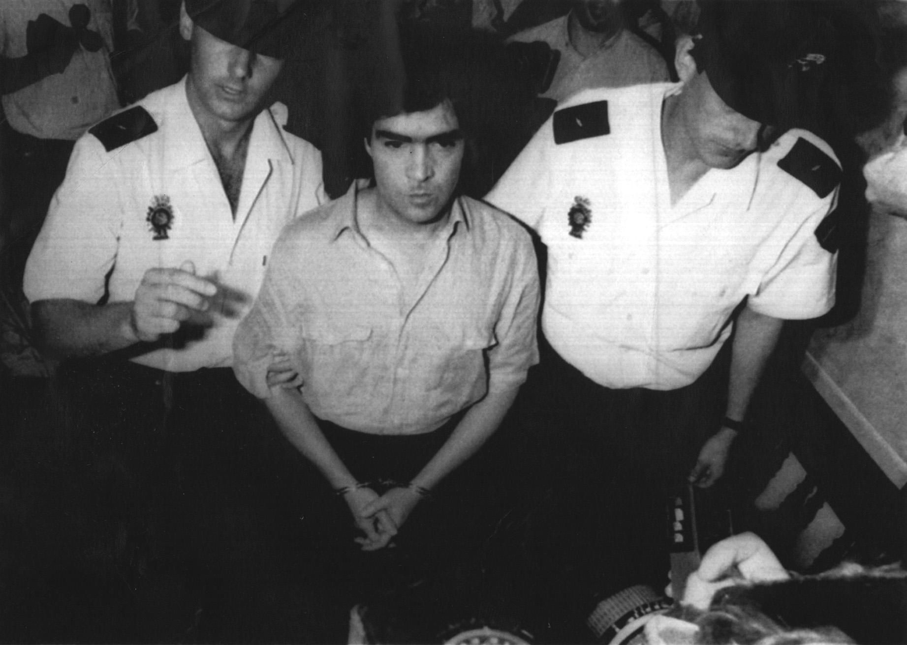 ¿Y ahora qué?.Rafael López Ocaña, en 1990