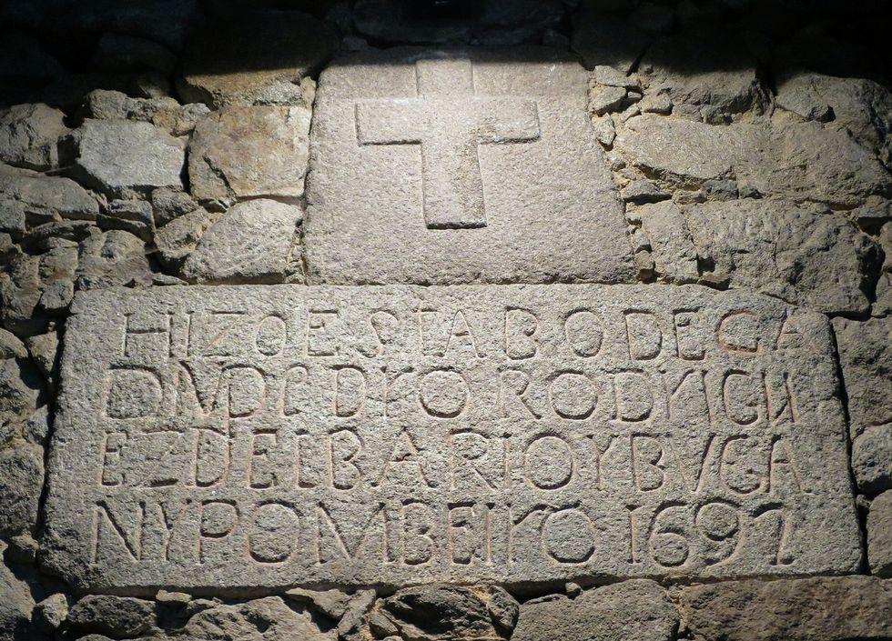 Imágenes del patrimonio de la parroquia de Góo