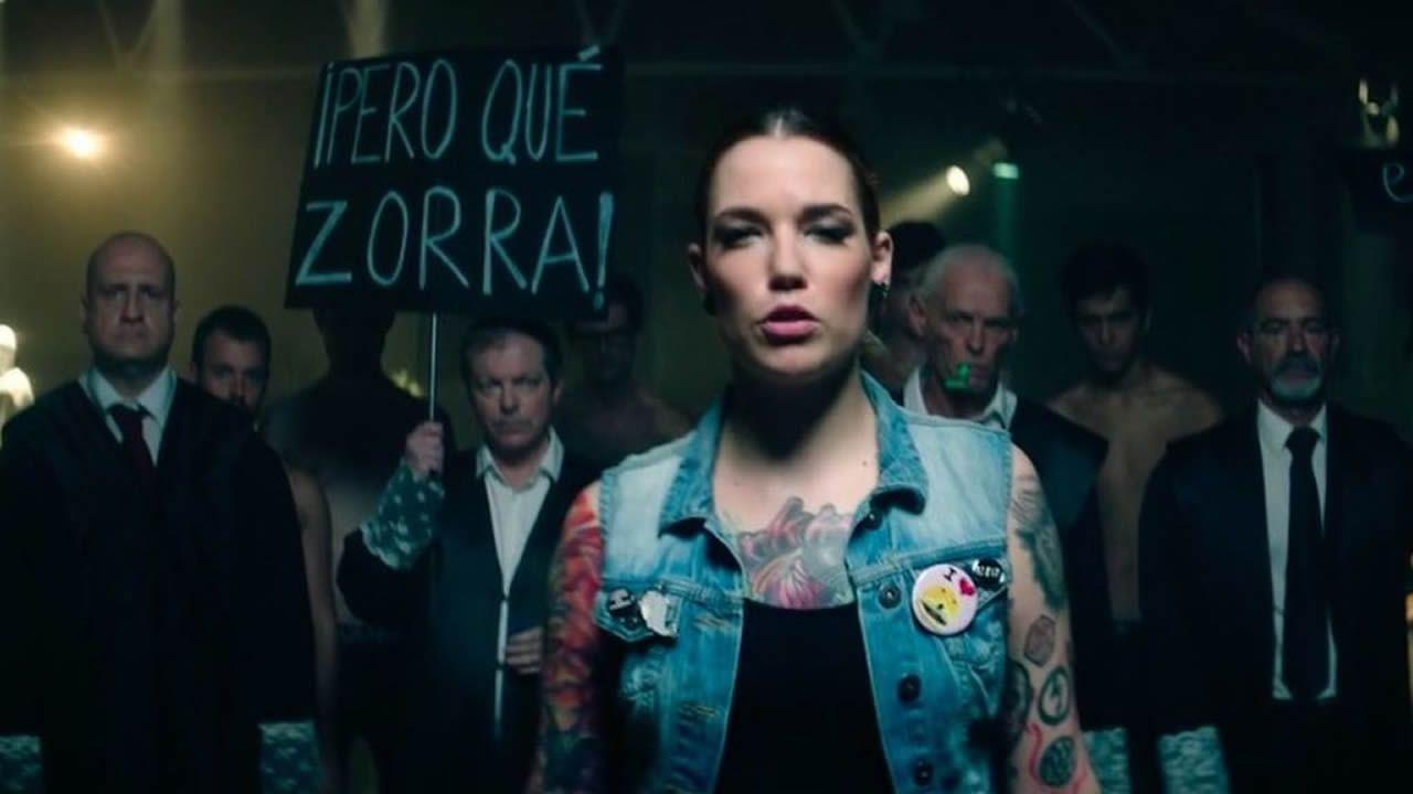 El provocativo vídeo del Salón Erótico de Barcelona: «El porno es tu libro de instrucciones».Caída de cascotes en Oídor Gregorio Tovar