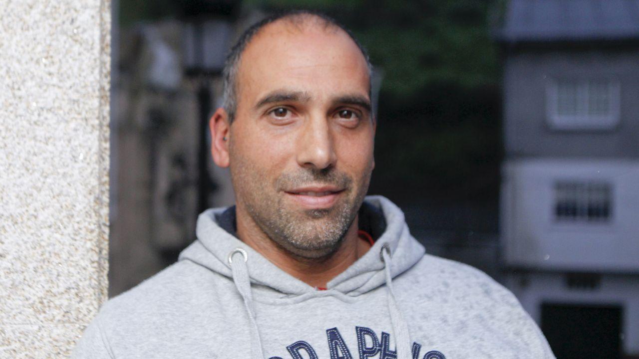 Santiago Salgado (Pontedeume): «Siempre digo que nací después de la Constitución»