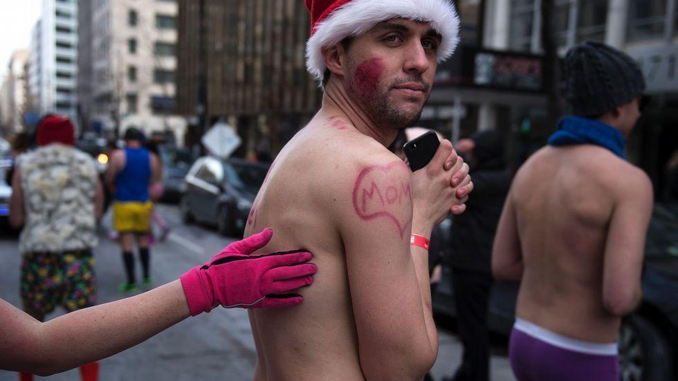Cupidos runners en Washington