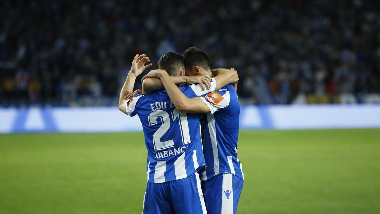 Barcenas Quini Real Oviedo Granada Carlos Tartiere.Lago Junior en el Oviedo-Mallorca de la 16/17