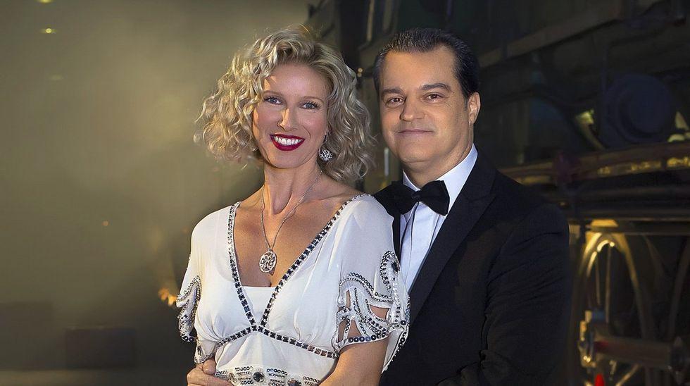 .Anne Igartiburu y Ramón García darán las campanadas en La 1 de TVE.
