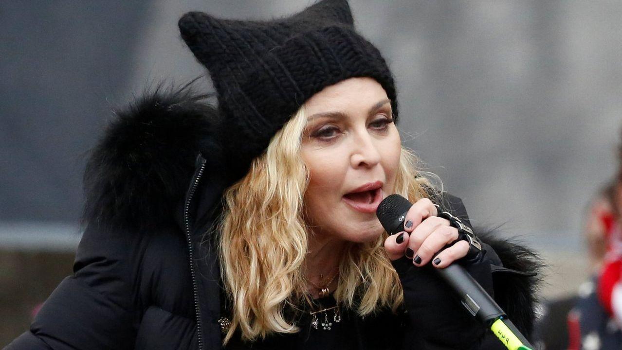 .La cantante Madonna tiene vivienda en Sintra