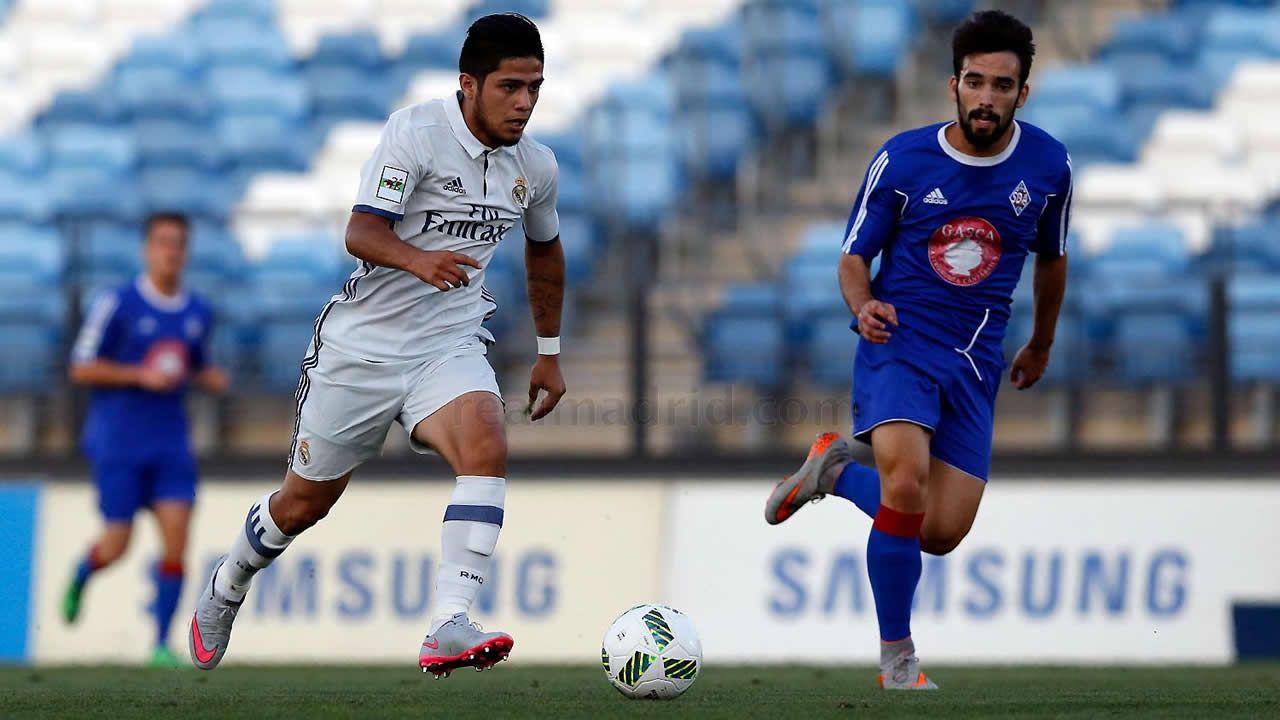 Sergio Díaz: 6 millones.Ariete paraguayo, cedido en julio al Corinthians tras jugar en el Castilla y en el Lugo