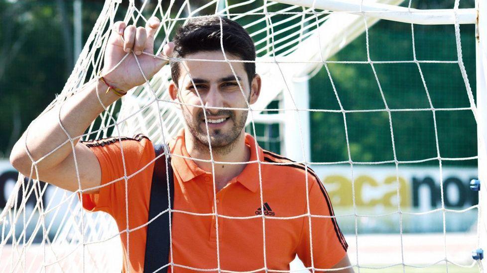 Rubén Castro ha marcado dieciséis goles esta temporada, incluidos dos al Dépor en la primera vuelta.