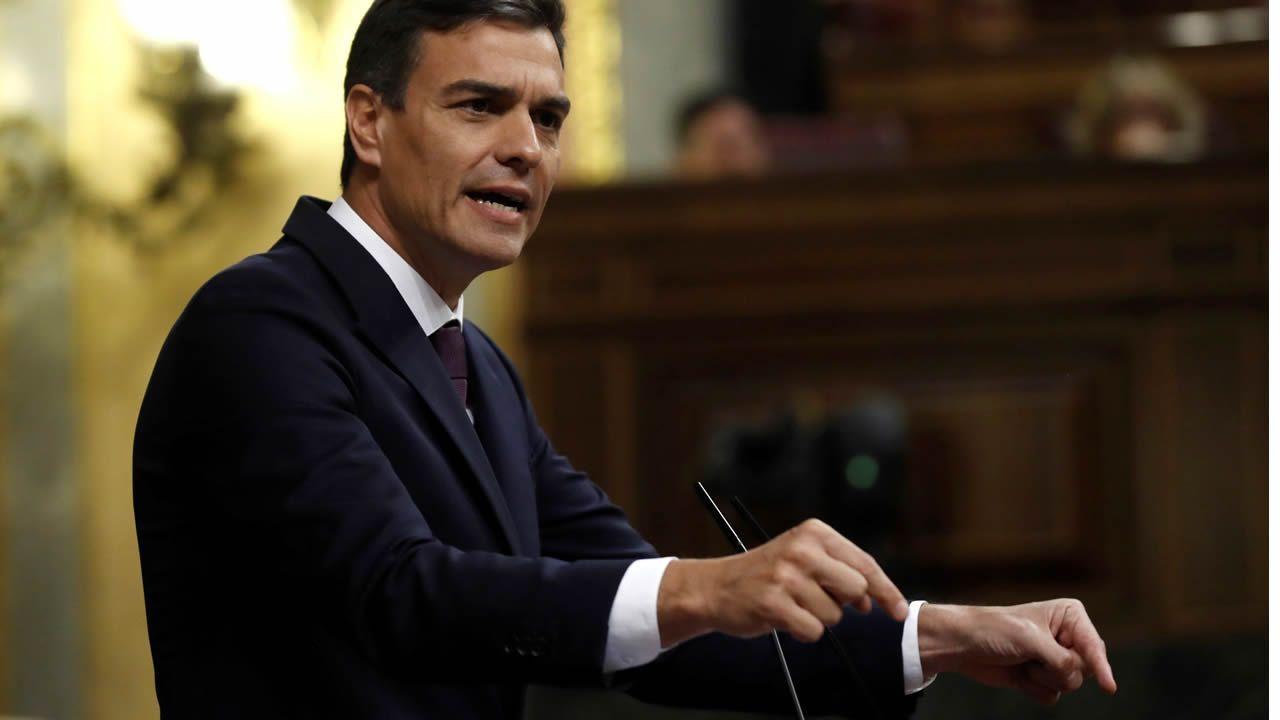 Pablo Casado se proclama nuevo presidente del Partido Popular.