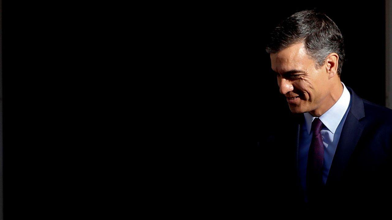 Pedro Sánchez, presidente el Gobierno en funciones