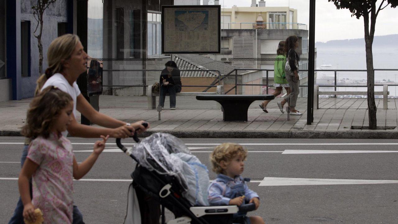 La caída demográfica es uno de los grandes problemas, presentes y futuros, de Galicia
