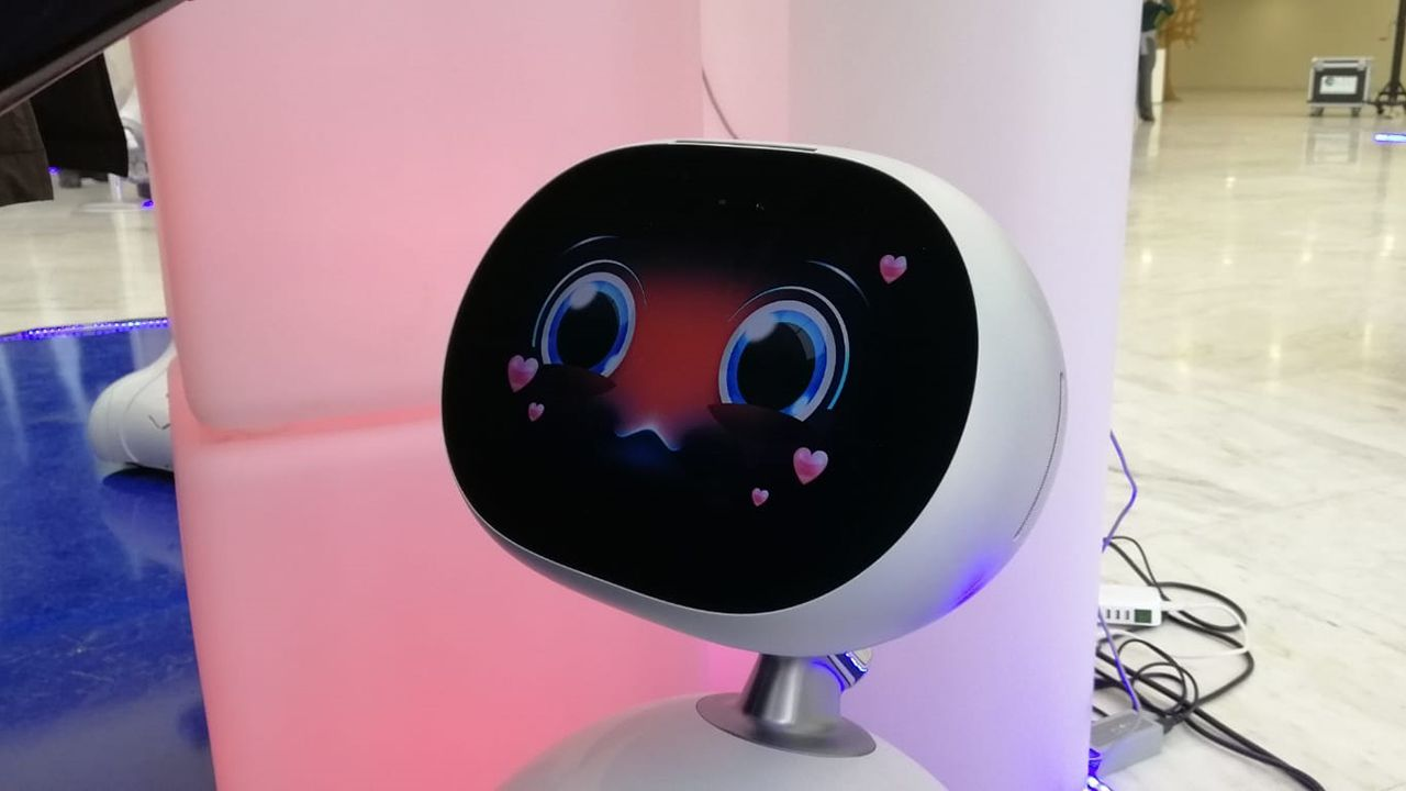 Los robots invaden Oviedo