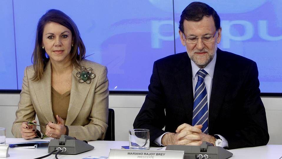 Ana Mato: «No tengo nada que ocultar».Ana Mato, en una conferencia de prensa en Estrasburgo