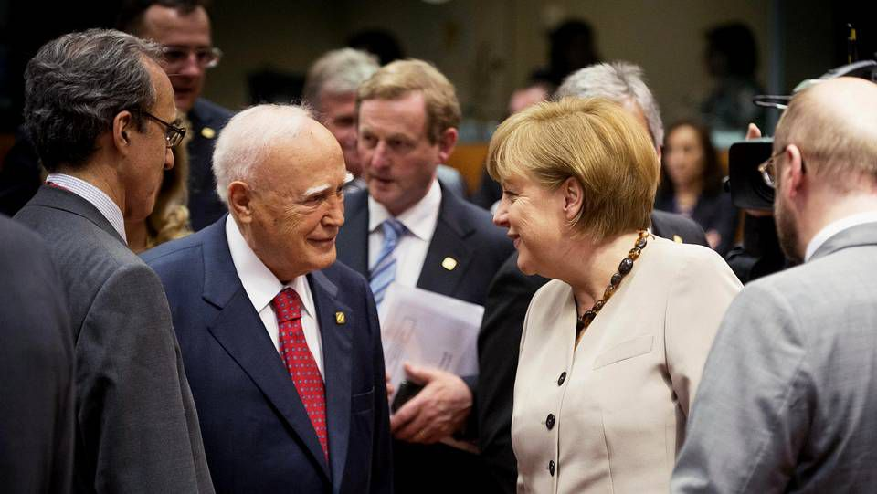 García Margallo: «No he creído nunca que España necesite un rescate».La cumbre ha proporcionado una tabla de salvación a España e Italia, asfixiadas por los mercados.
