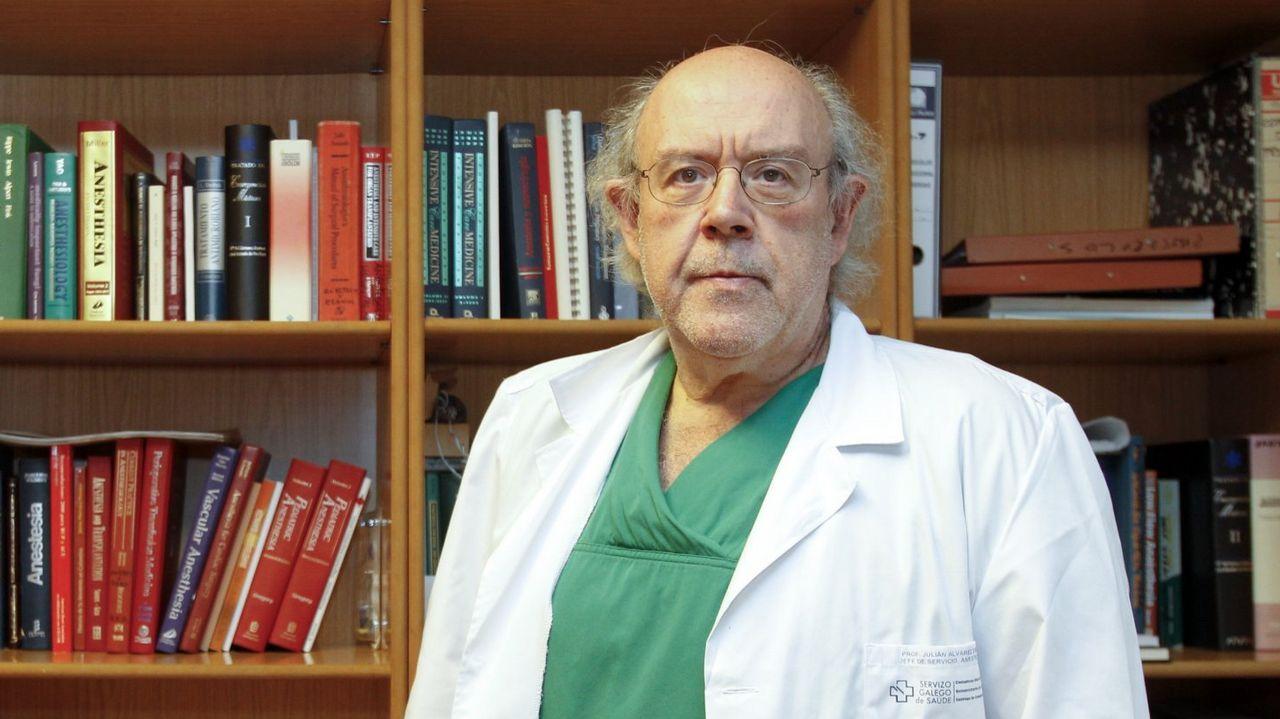 .Julián Álvarez Escudero, en una imagen de archivo