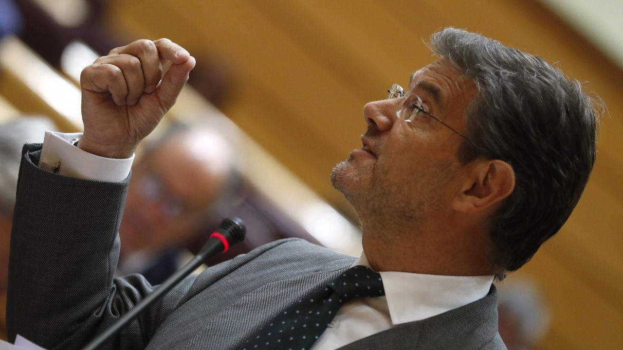 .El ministro de Justicia, Rafael Catalá