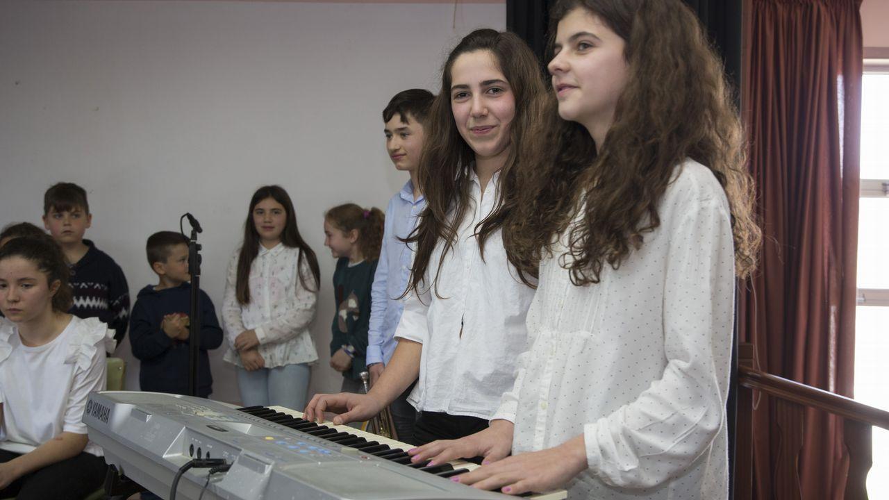 Sabory música en la Festa Marisqueira de Ponteceso: ¡las imágenes!