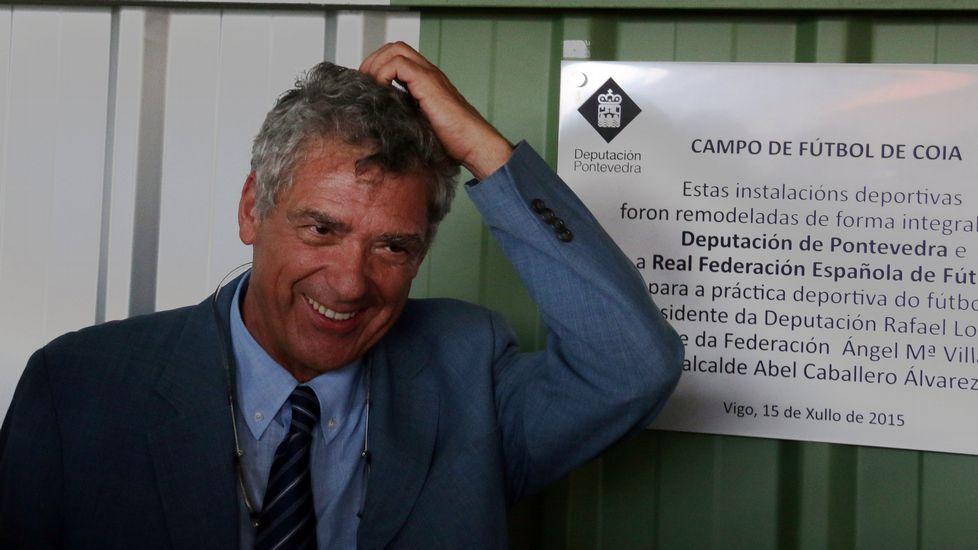 Villar devuelve 1,2 millones de dinero público.Gorka Villar, hijo del presidente de la Federación Española de Fútbol, Ángel María Villar