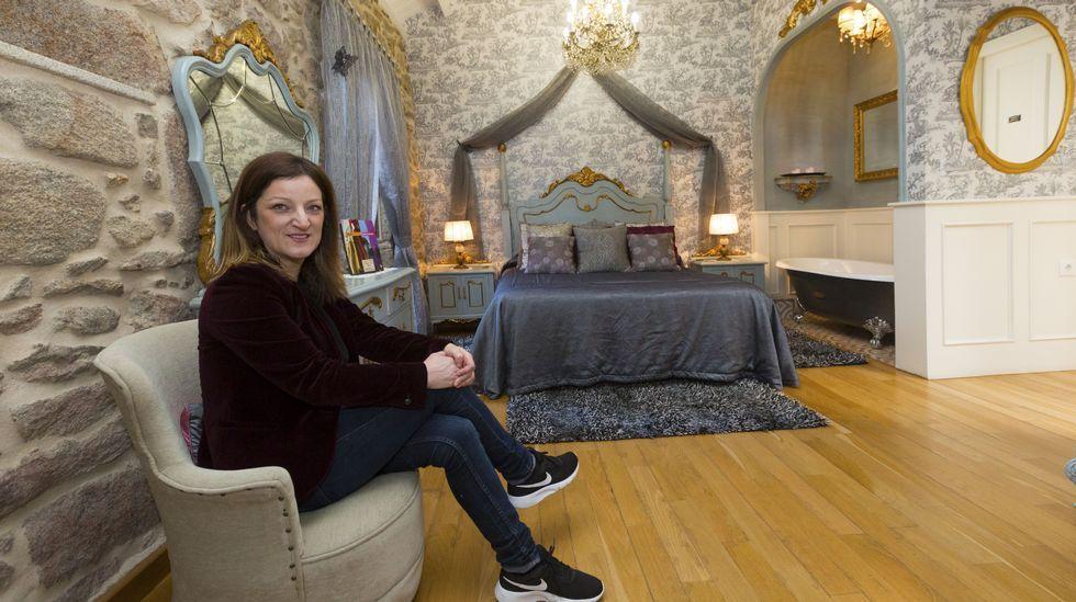 Hoteles de sobresaliente en Galicia