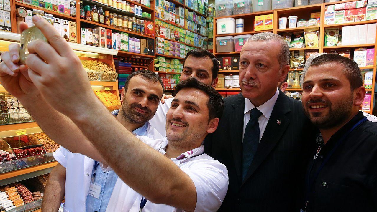 .El mensaje nacionalista contra Atenas beneficia a un Erdogan en campaña electoral