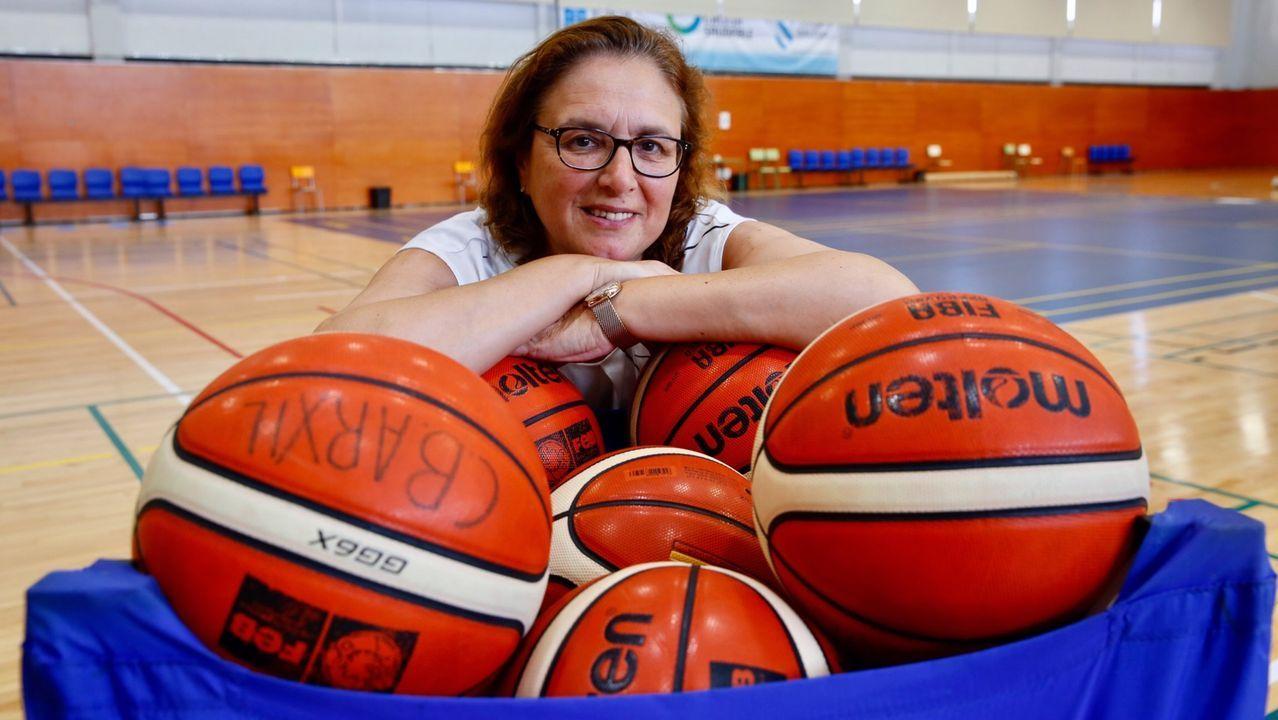 Los campus deportivos, alternativas para el verano.Nastasia Zürcher actúa en el Club Clavicémbalo