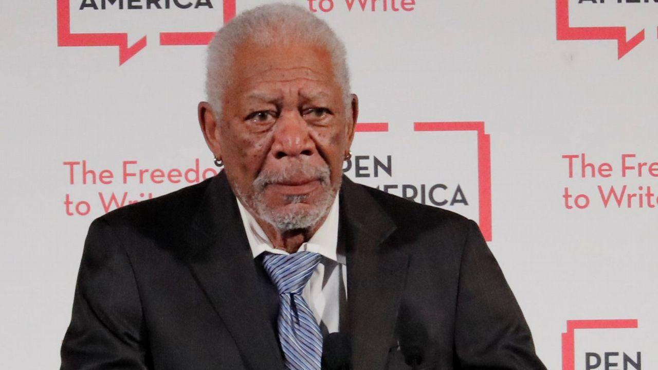 Morgan Freeman, en una imagen de archivo