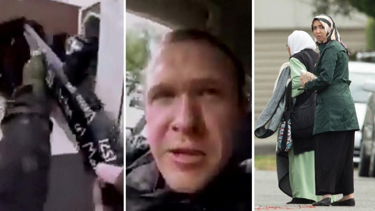 Al menos49 muertos en dos tiroteos contra dos mezquitas en Nueva Zelanda.«Tengo un buen día», dijo Trump tras la difusión del informe Mueller