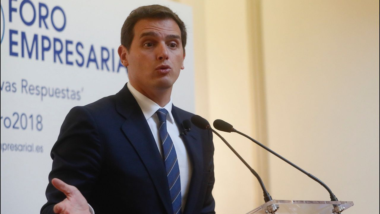 .Albert Rivera