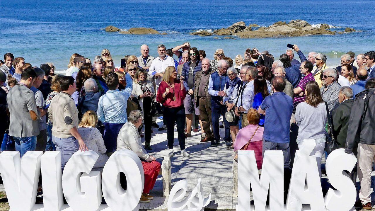 Estimación de voto en Vigo