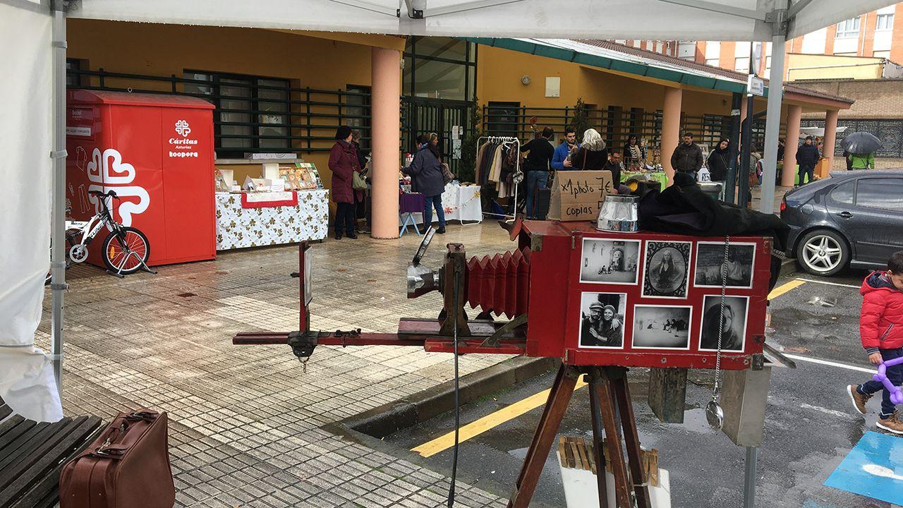Accion y grupo de trabajo en Colloto