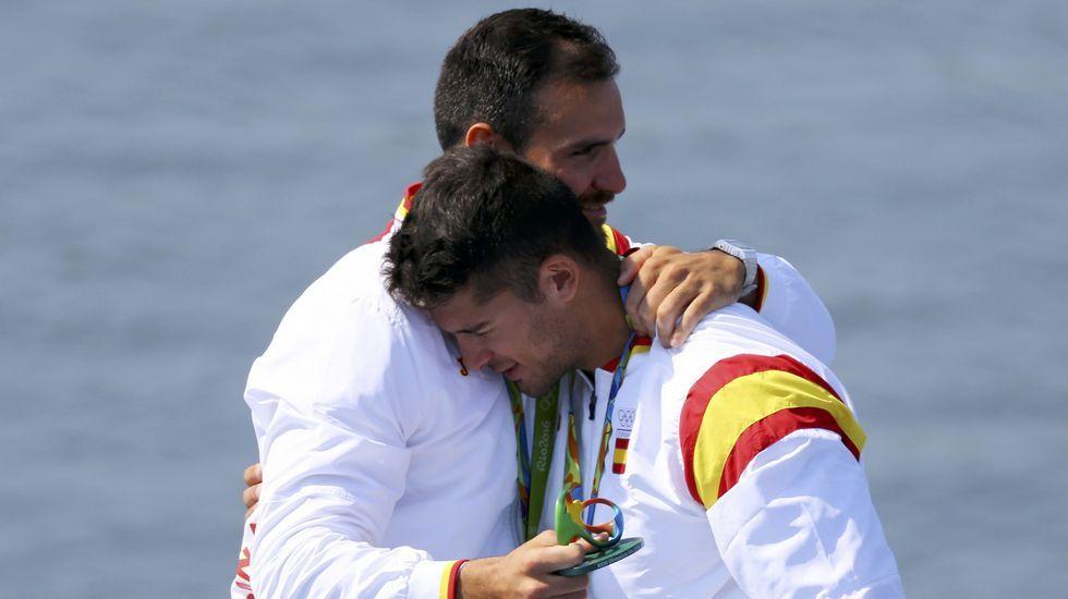 Craviotto y Toro consiguen el oro.