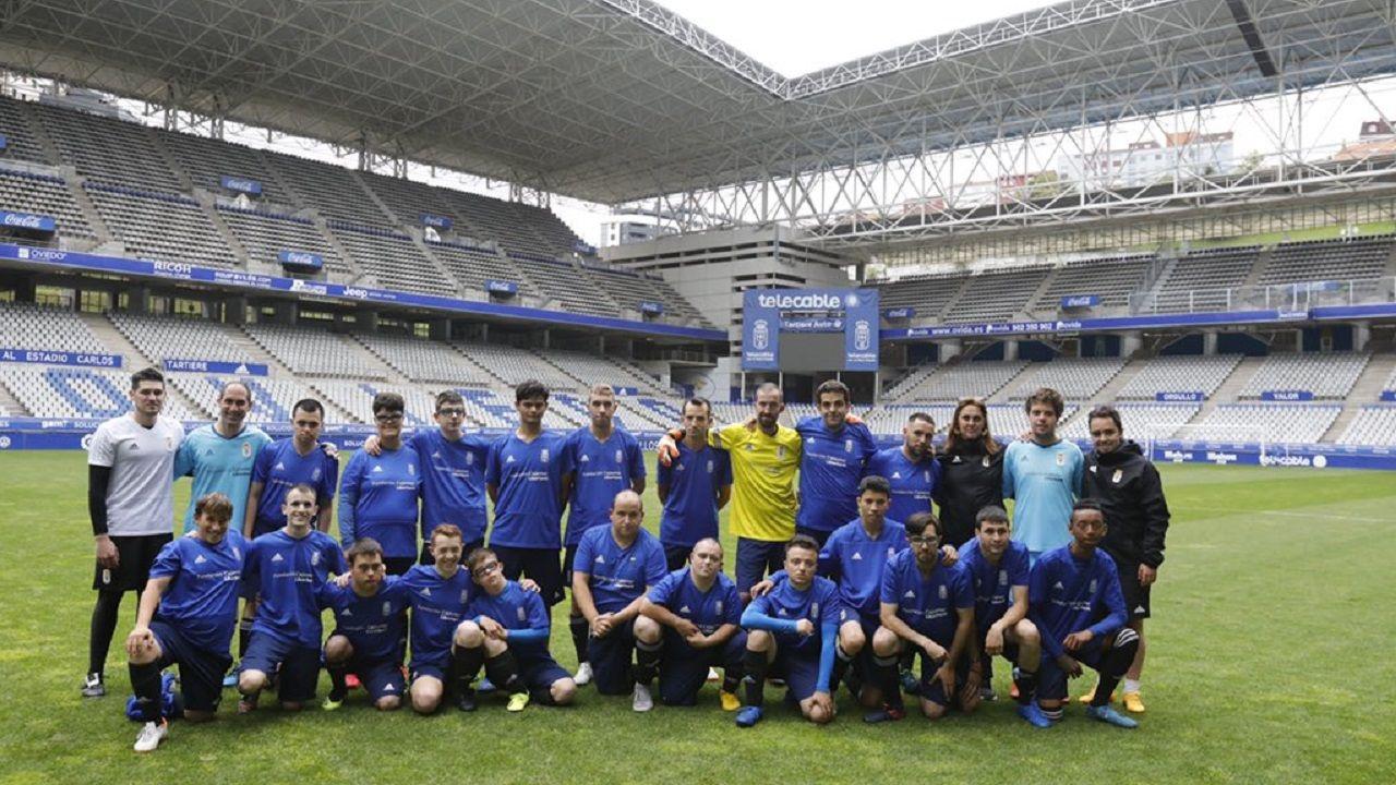 Real Oviedo Genuine