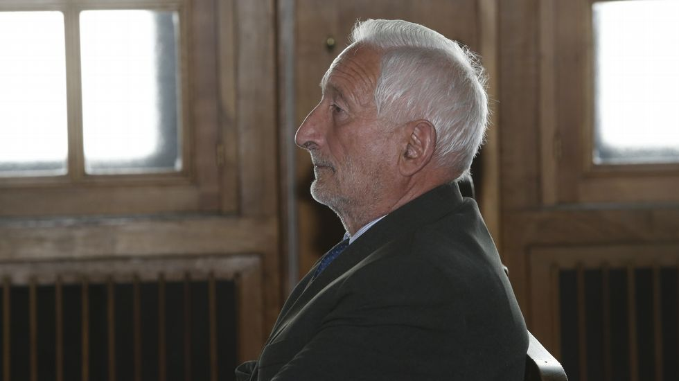 Ventura Sierra, alcalde de Vilariño de Conso
