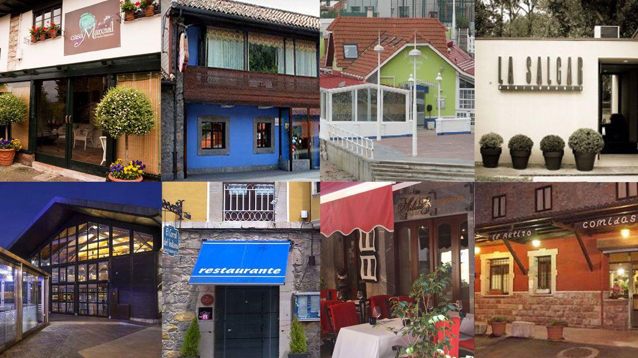 Restaurantes asturianos con Estrella Michelin