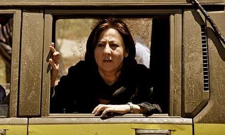 La actriz Carmen Machi interpreta a Leticia, una madre que viaja hasta Irak para recuperar a su hija.