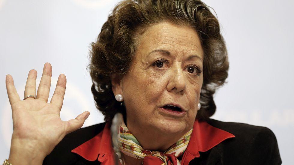 María Villar, en una foto tomada de sus redes sociales.