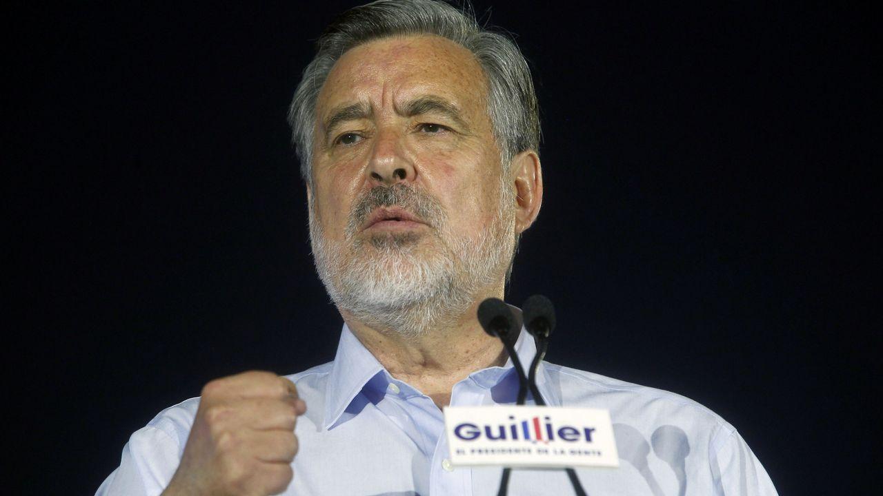 Sebastián Piñera, presidente de Chile.El exjuez Baltasar Garzon durante conferencia