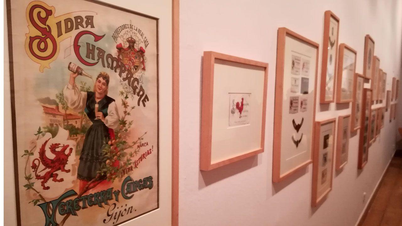 Una visión panorámica de la cultura asturiana de la sidra.La alcaldesa de Gijón, Carmen Moriyón