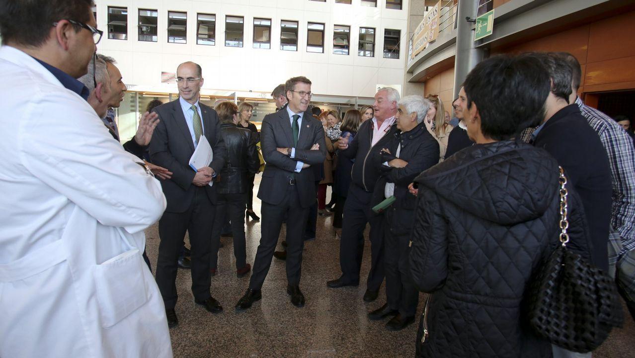 Primer fruto del plan para el Marcide: el laboratorio más amplio de Galicia.Antiguo hospital de la Marina