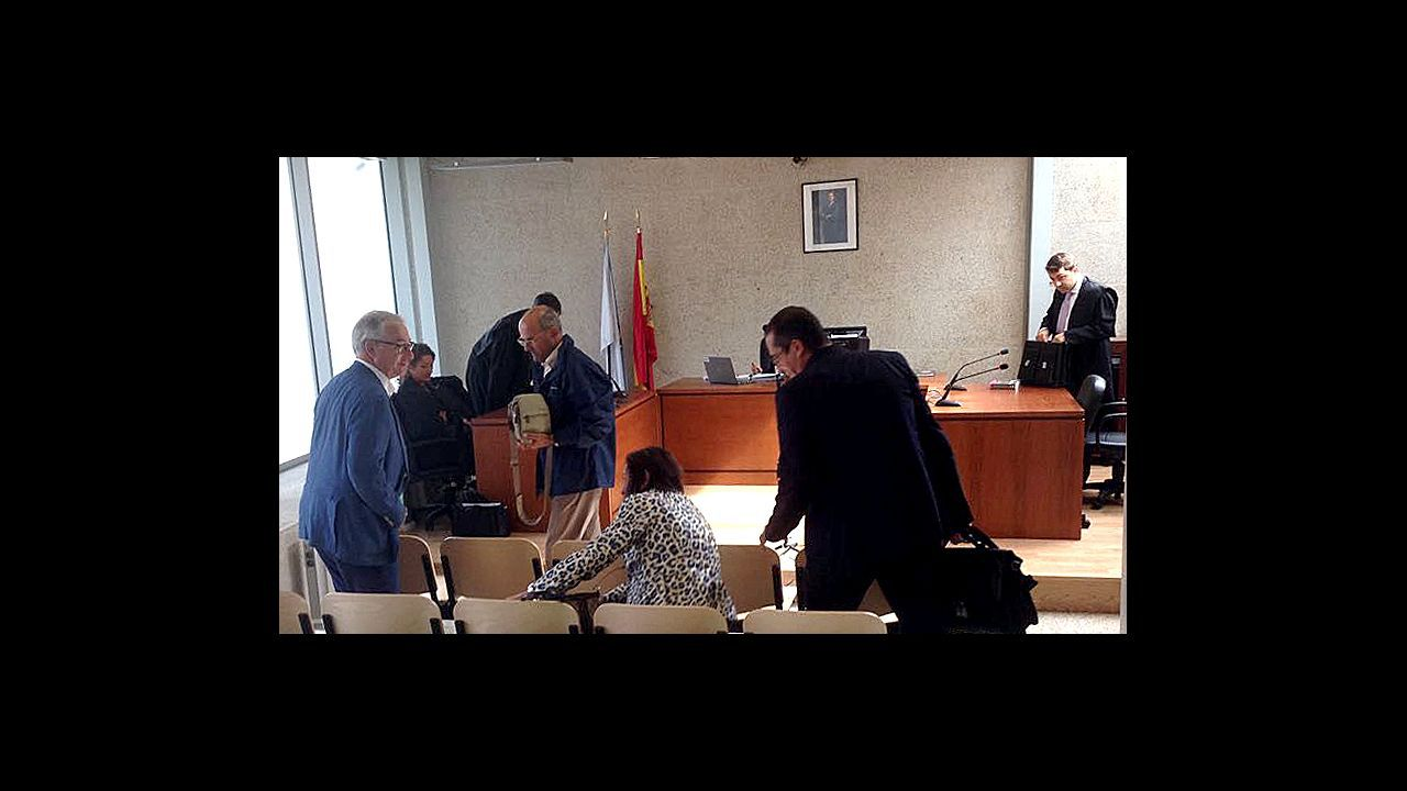 Una reclamaci n de euros abre los juicios de for Reclamacion cantidad clausula suelo
