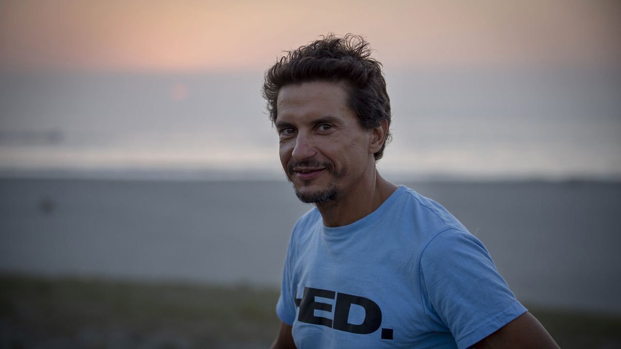Iván Raña: «No firmo ningún puesto en Hawái».