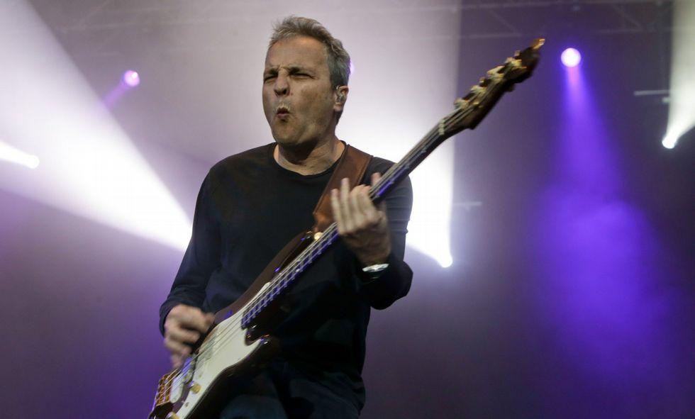 El concierto de Dani Martín, en imágenes.La banda de David Summers visitó por última vez la ciudad en junio del 2013.