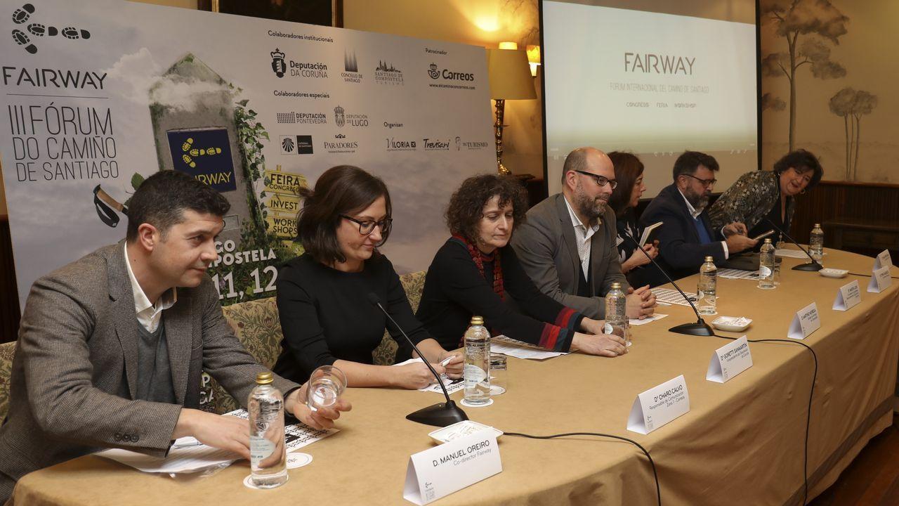 El Hilton de A Coruña abrirá en Semana Santa del 2020 y costará 10 millones de euros.El consejero de Empleo, Turismo e Industria, Isaac Pola